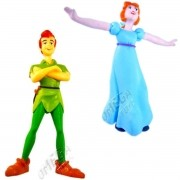 Coleção Minhas Miniaturas Disney Clássicos Peter Pan e Wendy