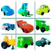 Combo Especial 9 Sacolinhas Divertidas Carros Disney 45itens