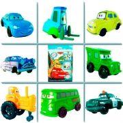 Combo Sacolinha Divertida Carros Disney 8 Sacolinhas 40 Itens