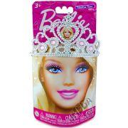 Coroa de Plástico Infantil Barbie - Intek