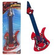 Guitarra Acústica Homem Aranha Marvel