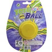 Ioiô Amarelo - Mini Toys