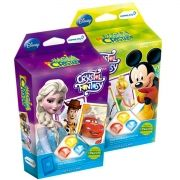Jogo Crystal Fantasy Frozen e Mickey Disney - Copag