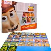 Jogo da Memória Educativo Toy Story 26 Cartas Disney