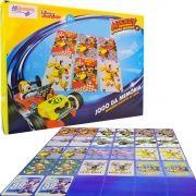 Jogo Memória Educativo Mickey Cartonado Destaque E Brinque