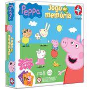 Jogo da Memória Peppa Pig - Estrela