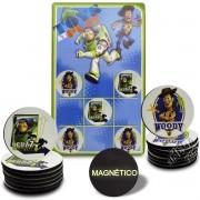 Jogo Da Velha Magnético Toy Story Disney - Toyng