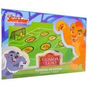 Jogo Futebol de Botão 2 Times A Guarda do Leão Disney Junior