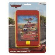 Jogo Mini Basquete Aquaplay Carros Disney