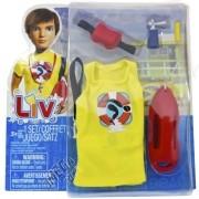 Kit Acessórios para Boneca Liv Salva-Vidas - Long Jump