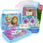 Kit Manicure Com Unhas  Frozen Toyng