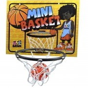 Kit Mini Basket Tabela e Bolinha de Basquete - Mcc Brink