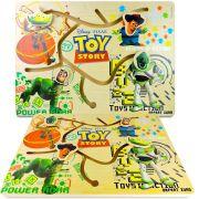Labirinto Maluco de Madeira Toy Story Jogo Inteligente Disney
