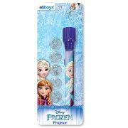 Lanterna Infantil Projetora De Imagens Frozen Disney