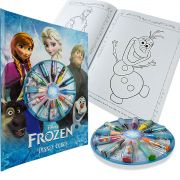 Livro para Colorir Frozen Disney Cores - DCL