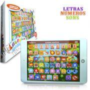 Máquina de Aprendizagem Letras Palavras e Números com Sons