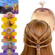 Coleção com 12 Cartelas de Maria Chiquinha Miley Cyrus Prendedor de Cabelos Disney