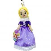 Mini Pelúcia Rapunzel Enrolados Disney - Taimes