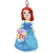 Mini Pelúcia Sereia Ariel Princesas Disney - Taimes