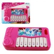 Mini Piano Musical Infantil Princesas Disney