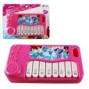 Mini Piano Musical Infantil Princesas Disney