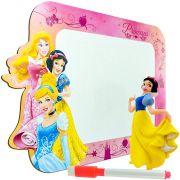 Miniatura Branca De Neve E Lousa Quadro Branco Princesas