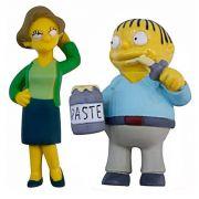Miniatura Edna Krabappel e Ralph Os Simpsons - Multikids