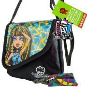 Monster High Bolsinha Cleo Monster Sestini mais Porta Moeda
