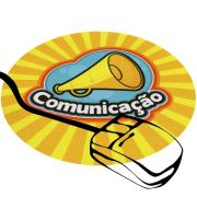 Mousepad Profissão Comunicação Emborrachado