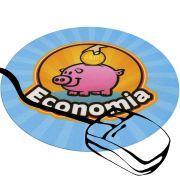 Mousepad Profissão Economia Emborrachado