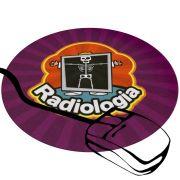 Mousepad Profissão Emborrachado Radiologia