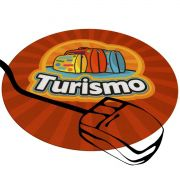 Mousepad  Profissão Turismo Emborrachado