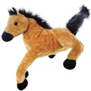 Pelúcia Cavalo Caramelo Fizzy Grande 62 cm
