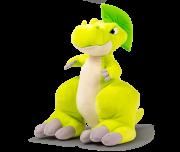 Pelúcia Dinossauro com Som Flash Thunder Stompers - Multikids