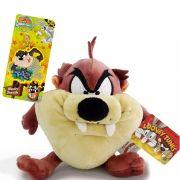 Pelúcia E Chaveiro Taz Da Looney Tunes Warner Bros Importado