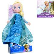 Pelúcia Elsa Frozen Disney - Long Jump