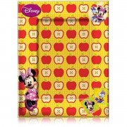 Porta Retrato Cartonado Infantil Minnie Disney - Gedex