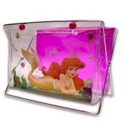 Porta Treco com Gel Sereia Ariel Princesas Disney