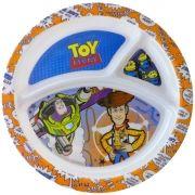 Prato com Divisória Infantil Toy Story Disney - Gedex