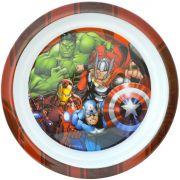 Prato Infantil Vingadores Marvel - Gedex