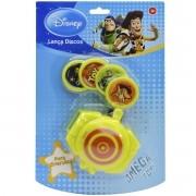 Pulseira Lança Discos Toy Story Disney