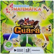 Quebra Cabeça de Madeira Descobrindo a Matemática Turma Guará