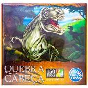 Quebra Cabeça Dinossauro 150 Peças - Pais e Filhos
