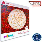 Quebra Cabeça de 1000 peças Mandala - Art Games
