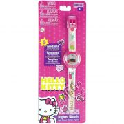 Relógio de Pulso Infantil Hello Kitty - Intek