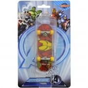 Skate de Dedo Homem de Ferro Vingadores Marvel - Toyng