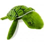 Tartaruga Bicho De Pelúcia Rica Em Detalhes 36 Cm