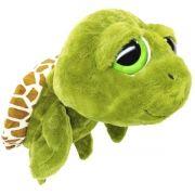 Tartaruga de Pelúcia Fizzy com 43 cm de Comprimento