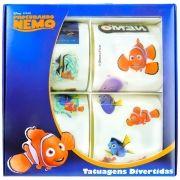 Tatuagens Divertidas Procurando Nemo com 40 Unidades