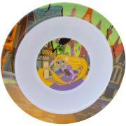 Tigela Infantil Rapunzel Enrolados Disney - Gedex